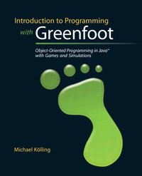 Introduction to Programming with Greenfoot (h�ftad)