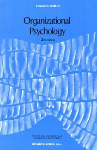 Organizational Psychology (inbunden)