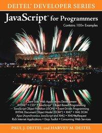 Javascript For Programmers (h�ftad)