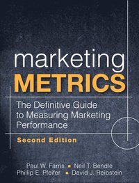 Marketing Metrics (inbunden)