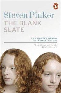 The Blank Slate (h�ftad)