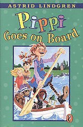 Pippi Goes on Board (h�ftad)
