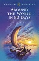 Around the World in Eighty Days (h�ftad)