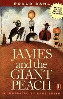 James And The Giant Peach (h�ftad)