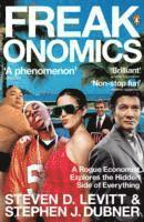 Freakonomics: A Rogue Economist Explores the Hidden Side of Everything (h�ftad)