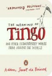 The Meaning of Tingo (h�ftad)