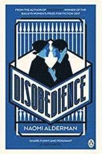 Disobedience (h�ftad)