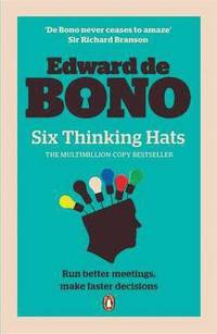 Six Thinking Hats (h�ftad)