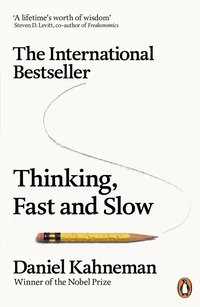 Thinking, Fast and Slow (h�ftad)