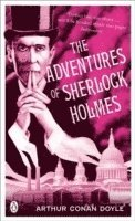 The Adventures of Sherlock Holmes (inbunden)