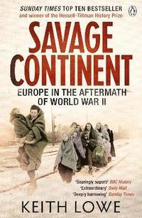 Savage Continent (inbunden)