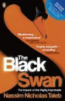 The Black Swan: The Impact of the Highly Improbable Paperback (h�ftad)
