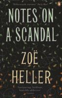 Notes on a Scandal (h�ftad)