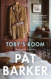 Toby's Room (h�ftad)