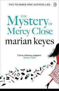 The Mystery of Mercy Close (mp3-bok)