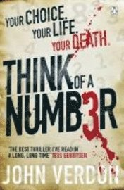 Think of a Number (inbunden)