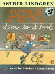 Pippi Goes to School: Picture Book (h�ftad)