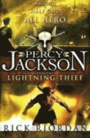 Percy Jackson and the Lightning Thief (h�ftad)