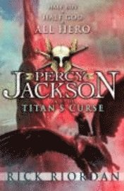 Percy Jackson and the Titan's Curse (h�ftad)