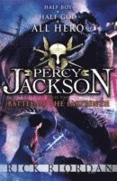 Percy Jackson and the Battle of the Labyrinth (h�ftad)
