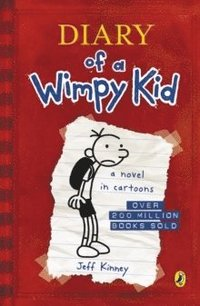Diary of a Wimpy Kid (Book 1) (h�ftad)