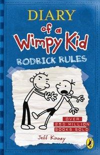 Rodrick Rules (kartonnage)