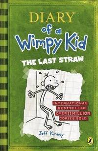 Diary of a Wimpy Kid - The Last Straw (h�ftad)