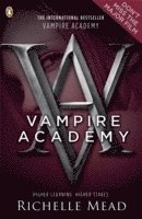 Vampire Academy (h�ftad)