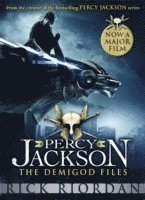 Percy Jackson: The Demigod Files (h�ftad)