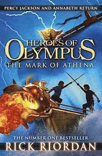 Heroes of Olympus: The Mark of Athena (inbunden)