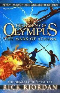 The Mark of Athena (h�ftad)