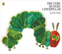 The Very Hungry Caterpillar (inbunden)