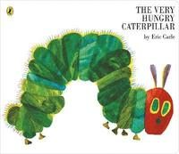 The Very Hungry Caterpillar (inbunden)