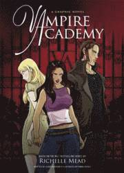 Vampire Academy: A Graphic Novel (häftad)