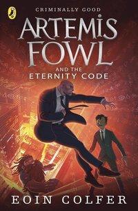 Artemis Fowl and the Eternity Code (inbunden)