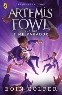Artemis Fowl and the Time Paradox (inbunden)