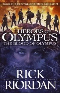 The Blood of Olympus: Book 5 Heroes of Olympus (storpocket)