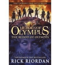 Blood Of Olympus (h�ftad)
