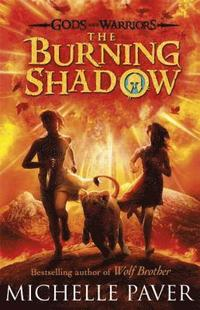 The Burning Shadow (ljudbok)