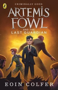 Artemis Fowl and the Last Guardian (h�ftad)
