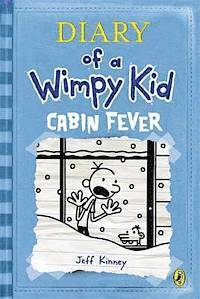 Diary of a Wimpy Kid - Cabin Fever (inbunden)