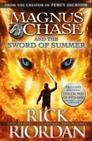 Magnus Chase And The Sword Of Summer (Book 1) (h�ftad)