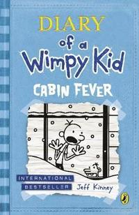 Diary of a Wimpy Kid: Cabin Fever (Book 6) (kartonnage)