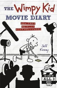 The Wimpy Kid Movie Diary (inbunden)