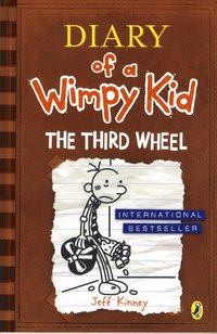 Diary of a Wimpy Kid: The Third Wheel (Book 7) (h�ftad)