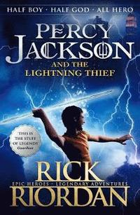 Percy Jackson and the Lightning Thief (h�ftad)