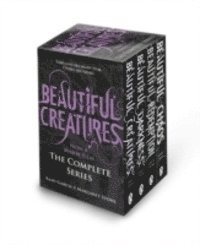 Beautiful Creatures The Complete Series Box Set (häftad)