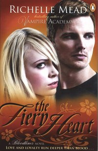 The Fiery Heart (h�ftad)