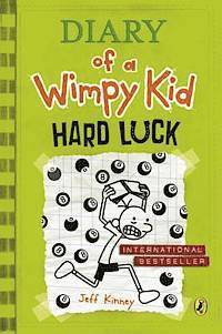 Diary of a Wimpy Kid: Hard Luck (Book 8) (inbunden)