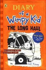 Diary Of A Wimpy Kid Long Haul Ome (kartonnage)